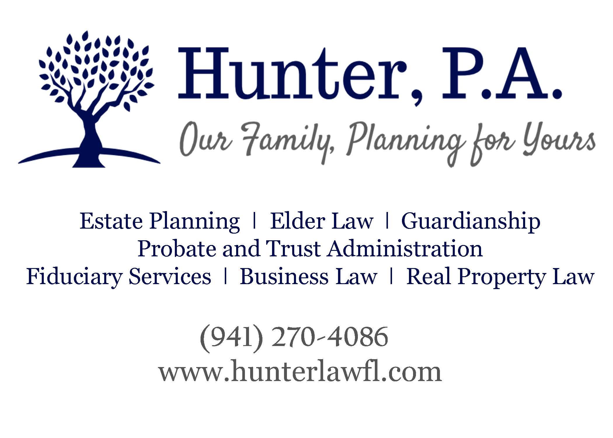 Hunter PA
