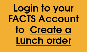 Click to Create a Lunch Order