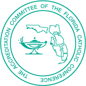 Florida Catholic Conference accredited
